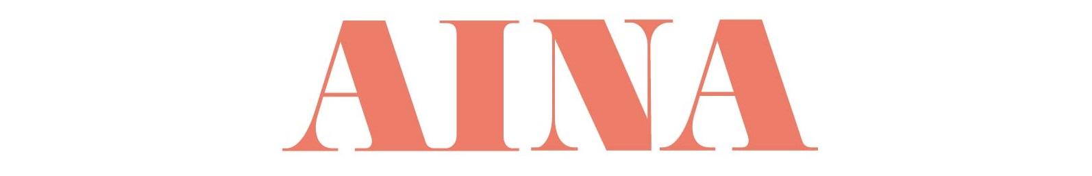 Aina logo cmyk800px